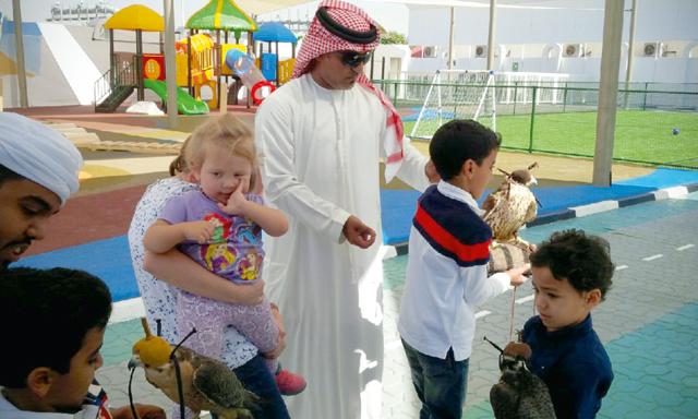 Falcon British Nursery In Abu Dhabi Uk Curriculum Nursery